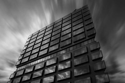Hamburg Office Building.