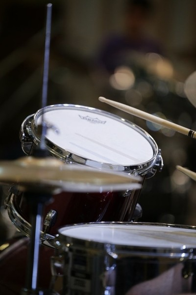 Feel the Rhythm...  at recebt Jazz Music Camp.   Wanted to do somwthing bit more abstract, canon 6D Tamaron 70-200 f-2.8 G2