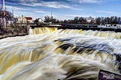 The Grand Falls