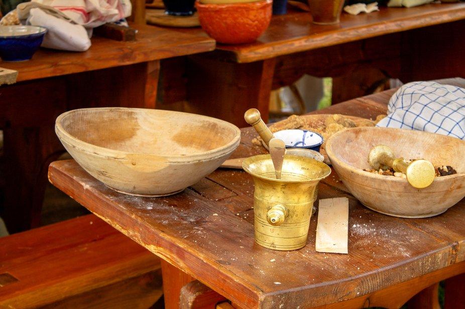 Make Medieval Marzipan Yourself