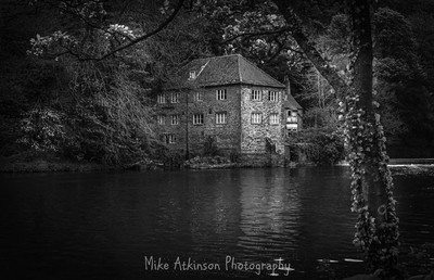 The Old Fulling Mill (Mono)