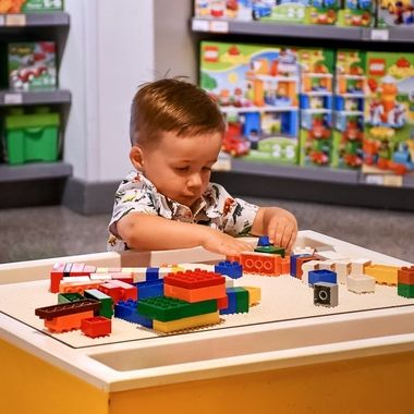 {Jax} Working the Legos