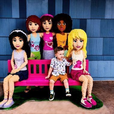 {Jax} Lego Girls