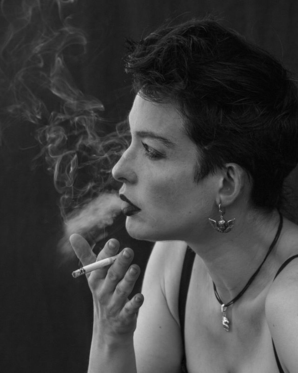 #smoke #cigar #cigarro #fumar #humo #fog #smoking #fumando