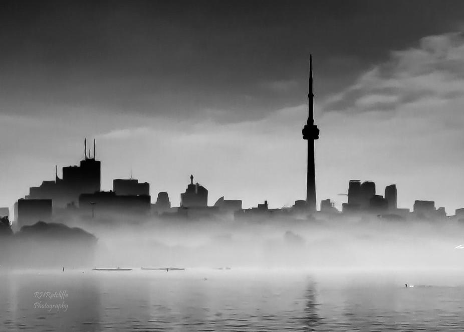 Toronto Skyline 5