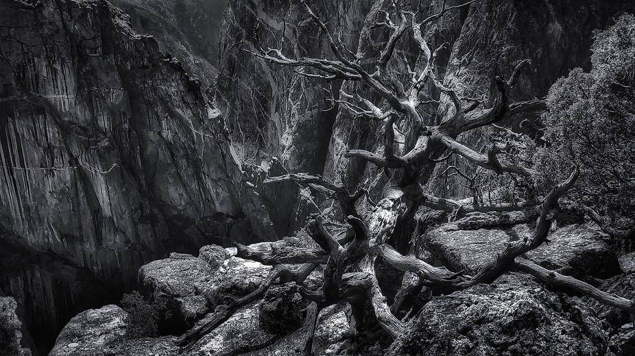 Black Canyon National Park, Colorado USA