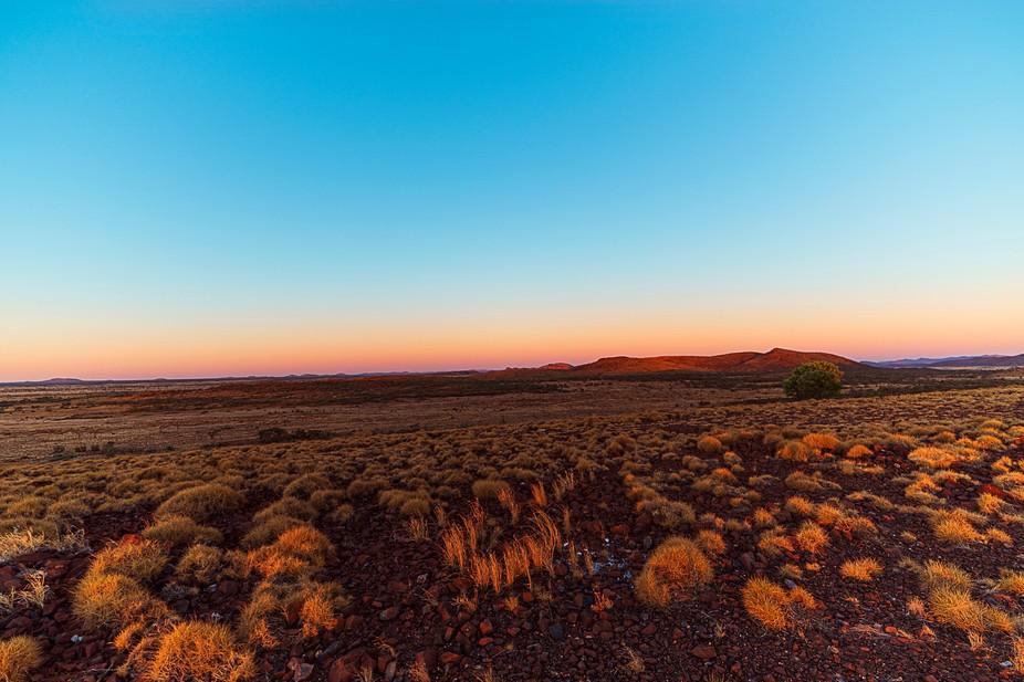 Sunset Western Australia
