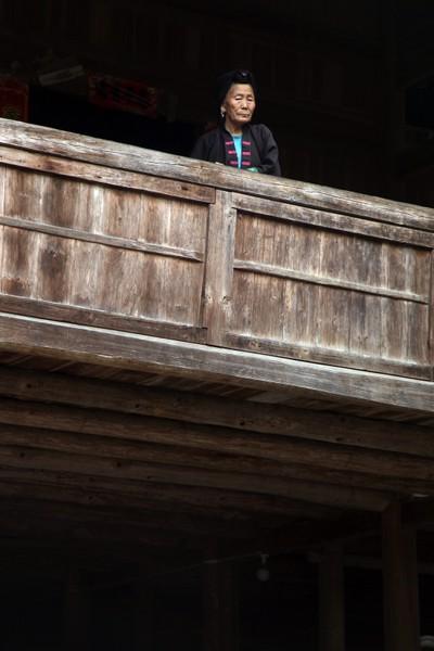 Longji Woman