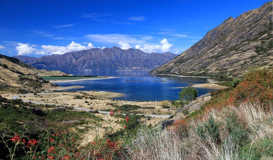 A beautiful spot near Wanaka, South Island, NZ.