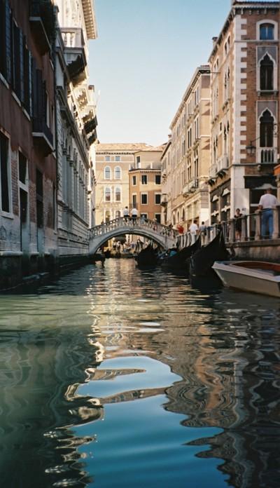 Ageless Beauty - Venice