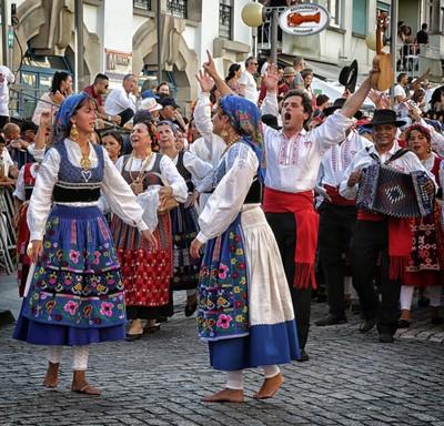 Nossa Senhora da Agonia festival