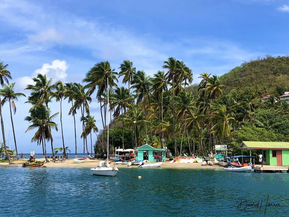 St. Lucia Peninsula