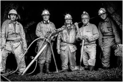Miners, Isle of Man