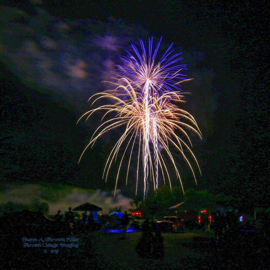 NGPC Field trip to Atlanta Motorsport Park, Dawsonville for July4th Fireworks