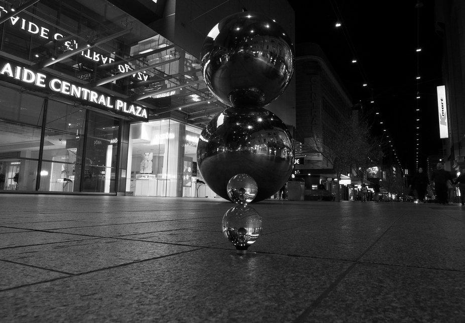 Adelaides Malls Balls
