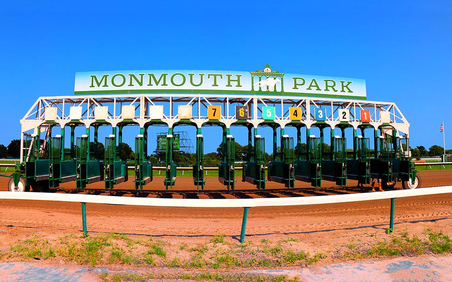 Monmouth Park in New Jersey