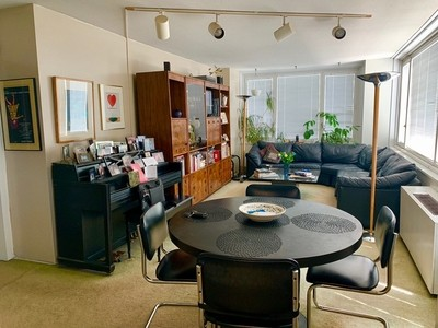 My Living and Dining Rooms