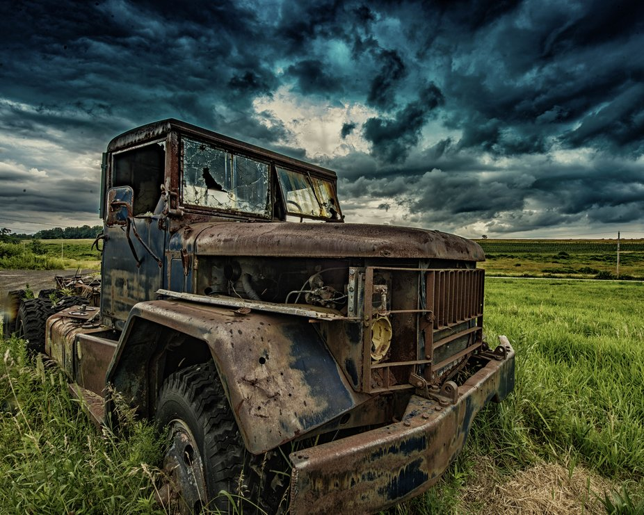 old truck 1-1