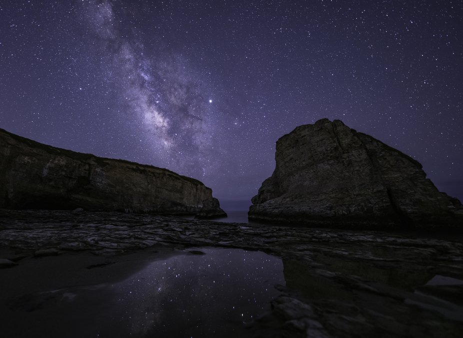 I've attempted to capture the Milky Way on 2 separate occasions along the coast of North...
