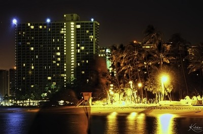I never leave Hawaii