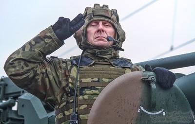 tankman salute