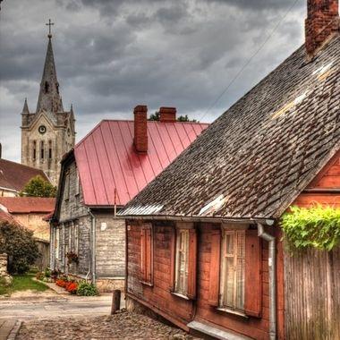 Cecis, Latvia