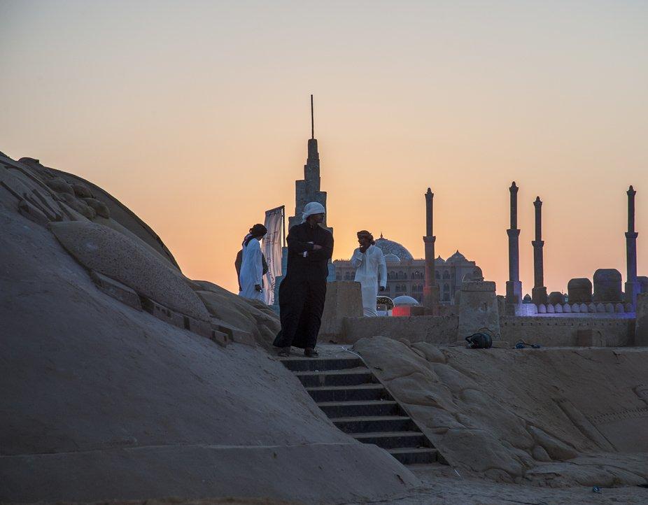 Corniche Sand Sculptures_DSC9279