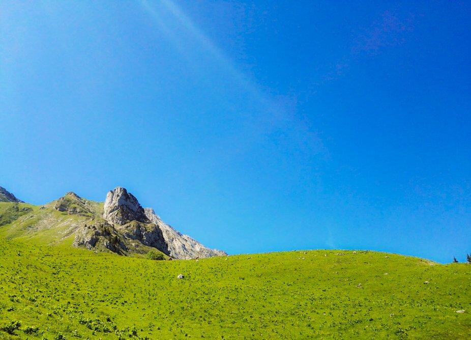 Alpages Haute Savoie