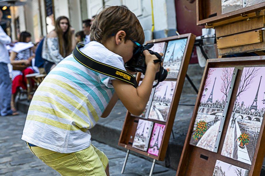 Petite Photographer
