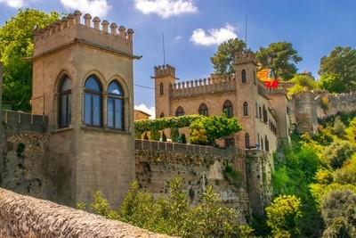Castle Xativa