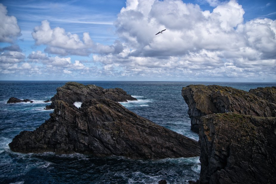Butt of Lewis, Scotland