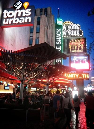 Nightlife in Vegas
