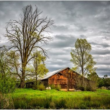Foothills Barn