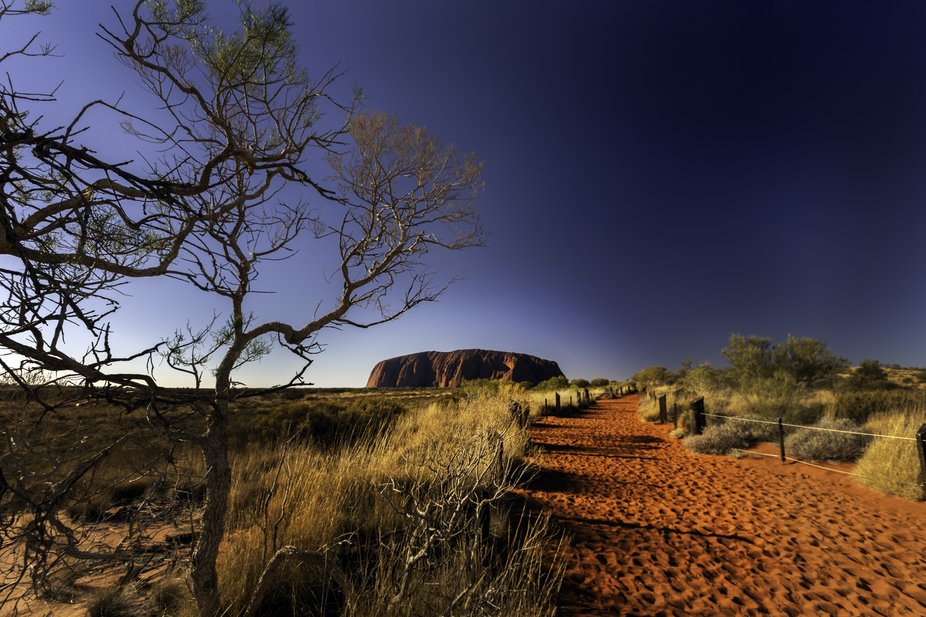 The colors of central Australia. This is such a special place.