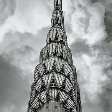 _S6A0710-Chrysler Bldg_remask closeup - BW
