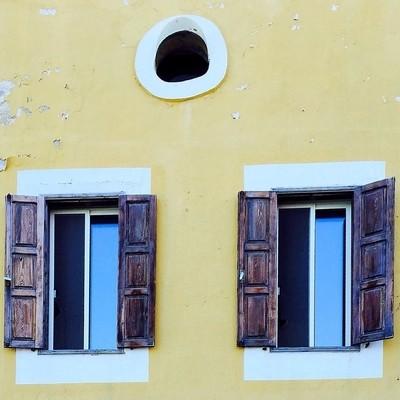 A window in Sour