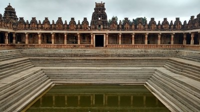 Architecture of a Temple