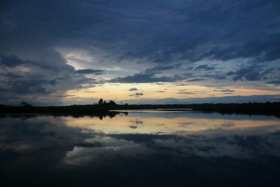 Sunrise on Isla Bastimentos