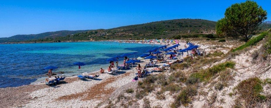 Lo Impostu beach