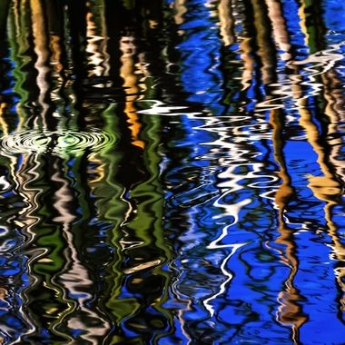 Colorful Ripples NW