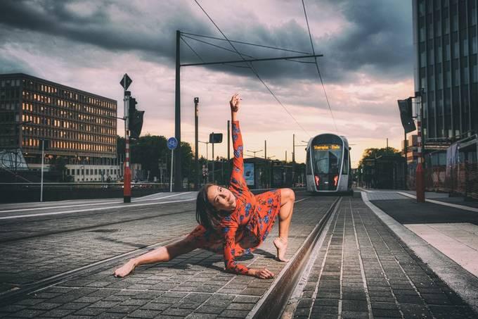 Street Dance with Natasa Dudar
