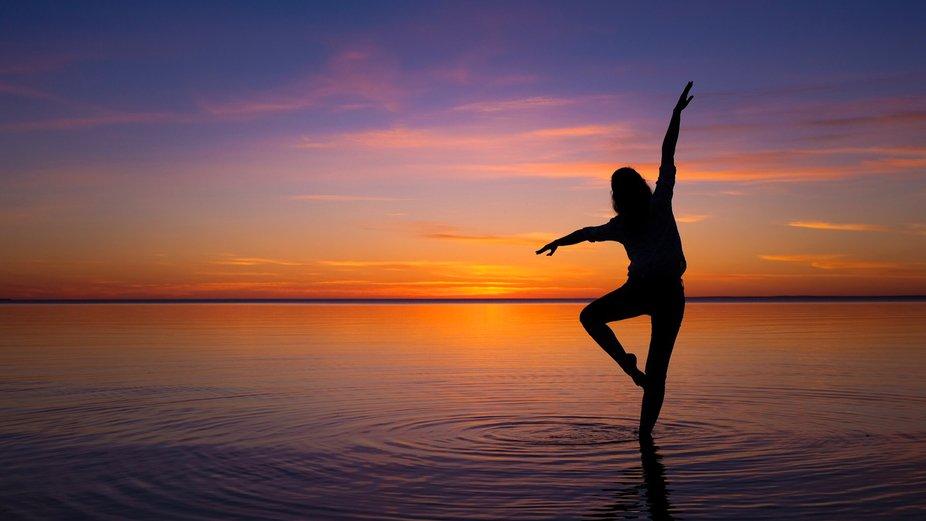 Dance of Sunset