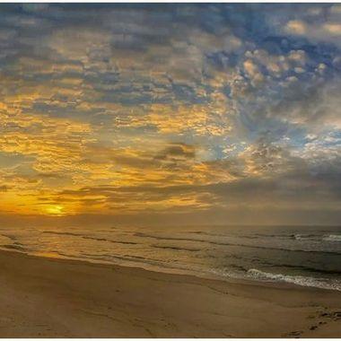 Surf City Sunrise 7-18-19