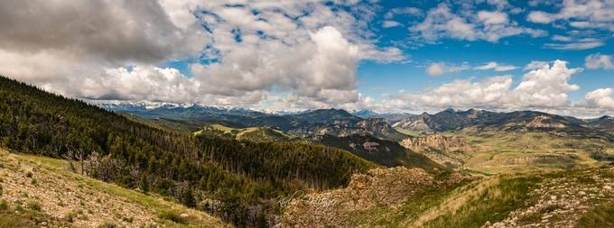 Top of the World Panorama