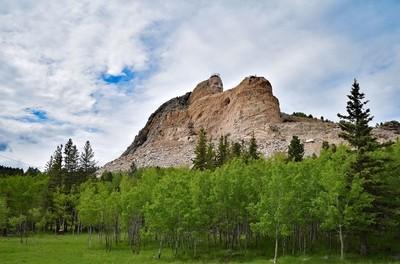 Crazy Horse Memorial - Near