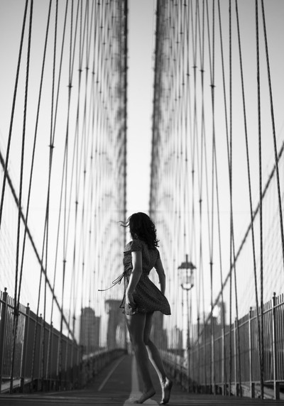 Model: Ella Truffi, photographer: Cherie Tao