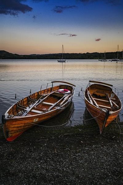 Two Boats, Waterhead
