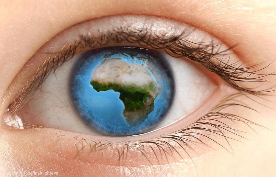 Die Welt mit anderen Augen betrachten