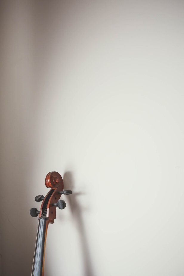 Cello by sydneymanuel - The Sound Of Music Photo Contest