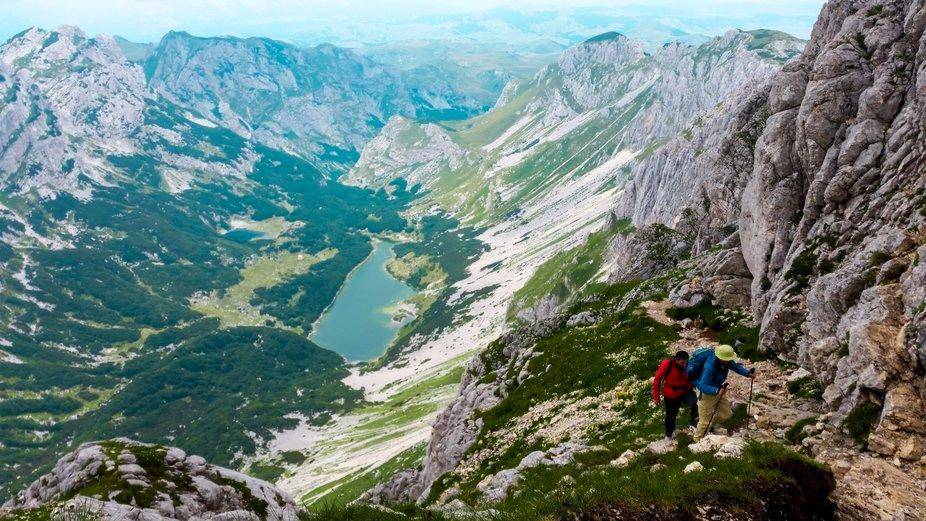 Mountaineering - Durmitor, Montenegro
